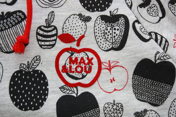 Max & Lou An apple a day